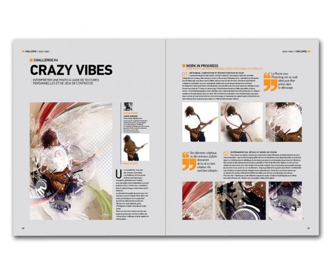 Crazy Vibes (publié dans Advanced Creation n°50)