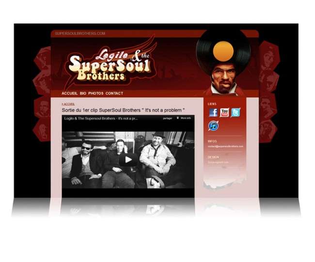 SuperSoul Brothers (Siteweb)