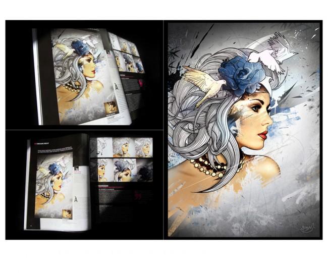 BlueBird (publié dans Advanced Creation n°61)