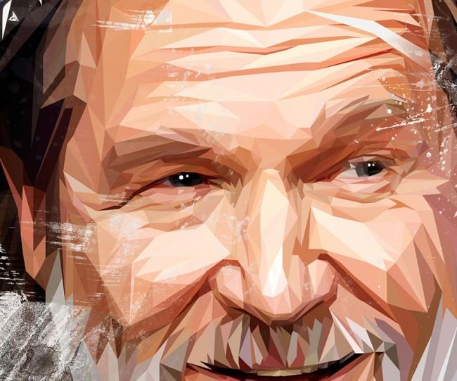 Jeff Bridges (detail)