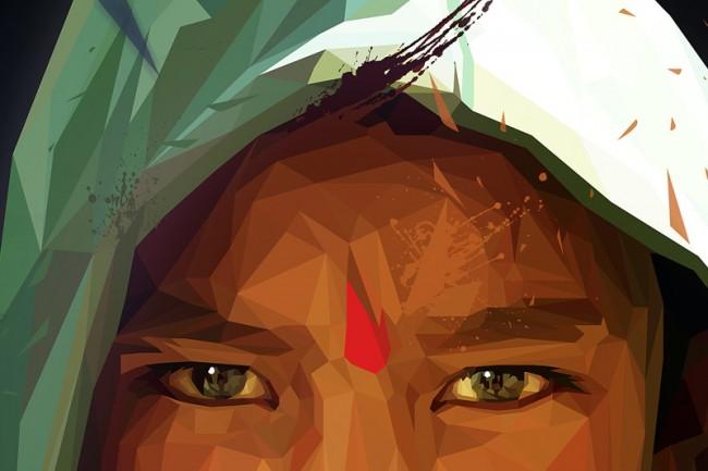 Nepal (detail)